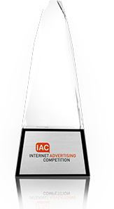 IAC Internet Advertising Competition Award